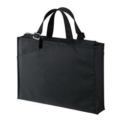 サンワサプライ BAG-CA4BK カジュアルPCバッグ(16.4ワイド対応)