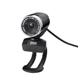 サンワサプライ CMS-V37BK フルHD WEBカメラ