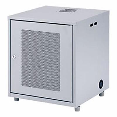 サンワサプライ CP-KBOX2 NAS、HDD、ネットワーク機器収納ボックス