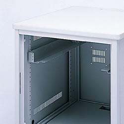 サンワサプライ ED-CPAG60 19インチマウントアングル(ED-CP6070用)