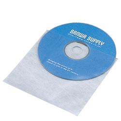 サンワサプライ FCD-F100 CD・CD-R用不織布ケース