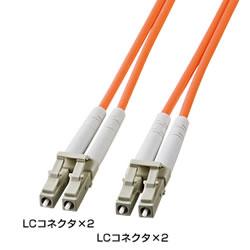 サンワサプライ HKB-LCLC5-01L 光ファイバケーブル