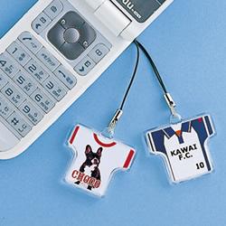サンワサプライ JP-ST04 手作りストラップキット・Tシャツ型