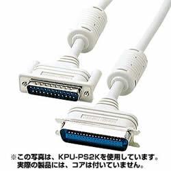 サンワサプライ KPU-PS2-1K プリンタケーブル(1m)
