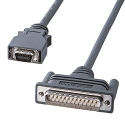 サンワサプライ KRS-HA152K RS-232CケーブルNECPC9821ノート対応