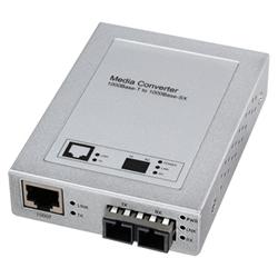 サンワサプライ LAN-EC212C 光メディアコンバータ