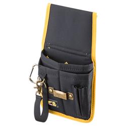 サンワサプライ LAN-TL13 ベルト付き工具袋(腰用)