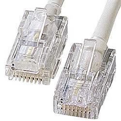 サンワサプライ LA-RJ4845-3 INS1500(ISDN)ケーブル(3m)