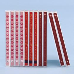 サンワサプライ LB-DVDGK6 DVD・CDプラケース用背ラベル