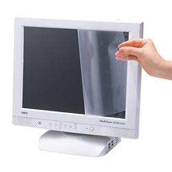 サンワサプライ LCD-170 液晶保護フィルム