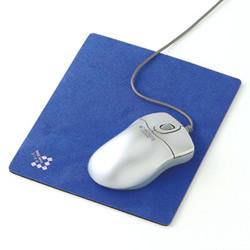 サンワサプライ MPD-1BL マウスパッド(ブルー)