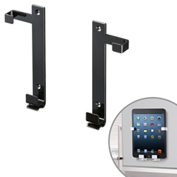 サンワサプライ MR-TABST9BK iPad・タブレットホルダー