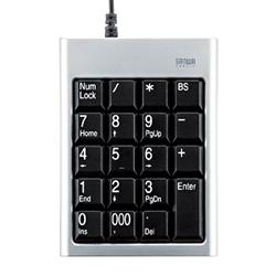 サンワサプライ NT-14UPK USBテンキー
