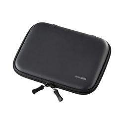 サンワサプライ PDA-EDC31BK セミハード電子辞書ケース(ブラック)