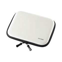 サンワサプライ PDA-EDC31W セミハード電子辞書ケース(ホワイト)