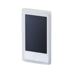 サンワサプライ PDA-IPOD71CL シリコンケース