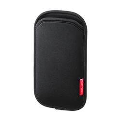 サンワサプライ PDA-SPC9BK マルチスマートフォンケース(5インチ用)