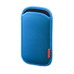 サンワサプライ PDA-SPC9BL マルチスマートフォンケース(5インチ用)