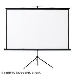 サンワサプライ PRS-S75 プロジェクタースクリーン(三脚式)