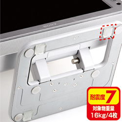 サンワサプライ QL-53CL 透明両面粘着ゴム(小)