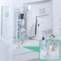 サンワサプライ SL-022K セキュリティーロックシステム