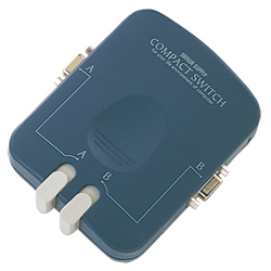 サンワサプライ SW-CP21V コンパクト切替器(モニタ用)