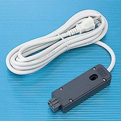 サンワサプライ TAP-ME8101TJ3 15Aコンセントバー用コネクタ