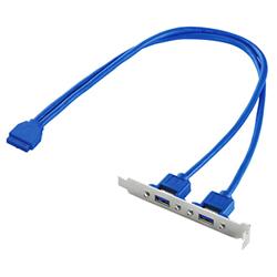 サンワサプライ TK-USB30 USB3.0リアスロット2ポート