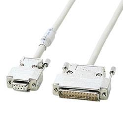 サンワサプライ KRS-3106FN RS-232Cケーブル