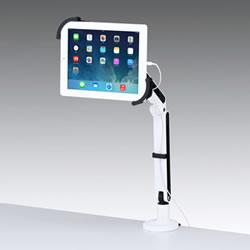 サンワサプライ CR-LATAB9 7〜11インチ対応iPad・タブレット用アーム