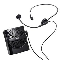 サンワサプライ MM-SPAMP2 ハンズフリー拡声器スピーカー