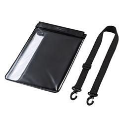 サンワサプライ PDA-TABWPST10BK タブレット防水防塵ケース