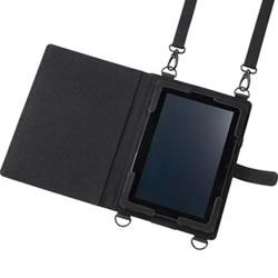 サンワサプライ PDA-TAB12 ショルダーベルト付き12.5型タブレットPCケース