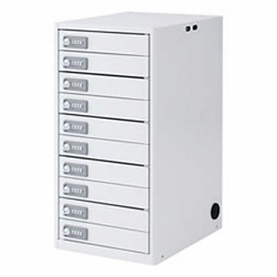 タブレット・スレートPC10台個別収納保管庫