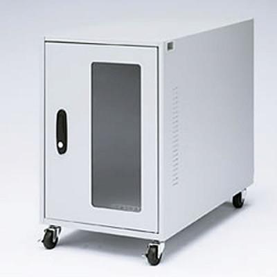 防塵ラック CPU用簡易防塵ボックス W380×D650mm