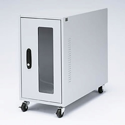 防塵ラック CPU用簡易防塵ボックス W300×D650mm