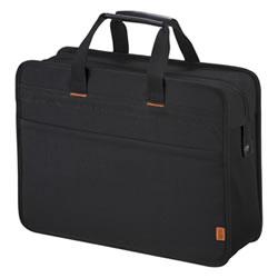 サンワサプライ BAG-BOX2BK2 らくらくPCキャリーL(鍵付き)