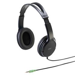 サンワサプライ MM-HP210 マルチメディアヘッドホン