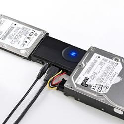 サンワサプライ USB-CVIDE6 IDE/SATA-USB3.0変換ケーブル