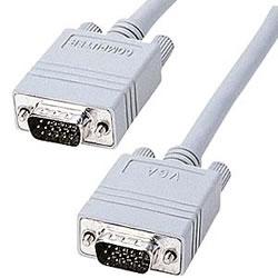 サンワサプライ KB-CHD154K2 CRT複合同軸ケーブル