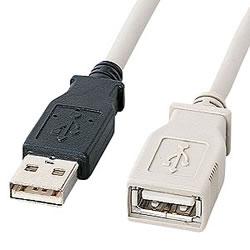 サンワサプライ KU-EN5K USB延長ケーブル
