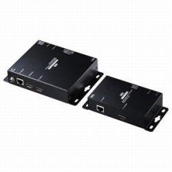 サンワサプライ VGA-EXHDPOE2 PoE対応HDMIエクステンダー(セットモデル)