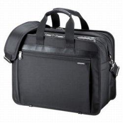サンワサプライ BAG-MPR3BKN モバイルプリンタ/プロジェクターバッグ