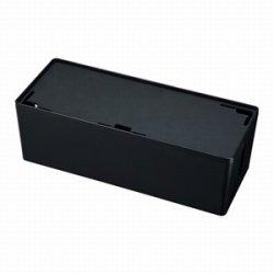 サンワサプライ CB-BOXP3BKN2 ケーブル&タップ収納ボックス