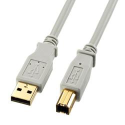 サンワサプライ KU20-06HK USB2.0ケーブル