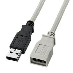 サンワサプライ KU-EN03K USB延長ケーブル