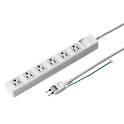 サンワサプライ TAP-N3625N 電源タップ