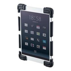 サンワサプライ PDA-TABH4BK 耐衝撃シリコンケース(8.9〜11.6インチ)