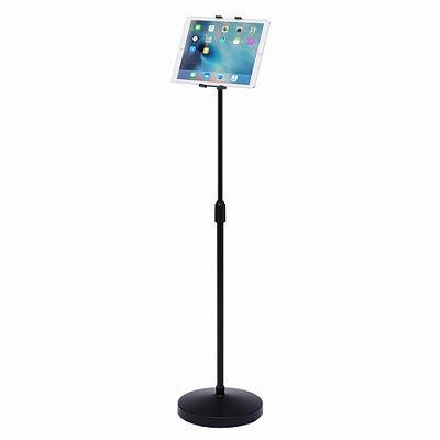 サンワサプライ MR-TABST12 高さ可変機能付きiPad、タブレットスタンド