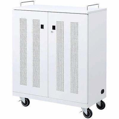サンワサプライ CAI-CAB22N ノートパソコン収納キャビネット